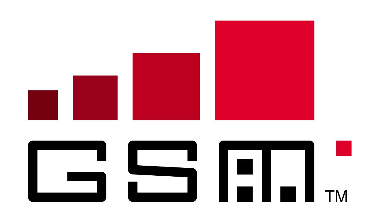 A GSM logó